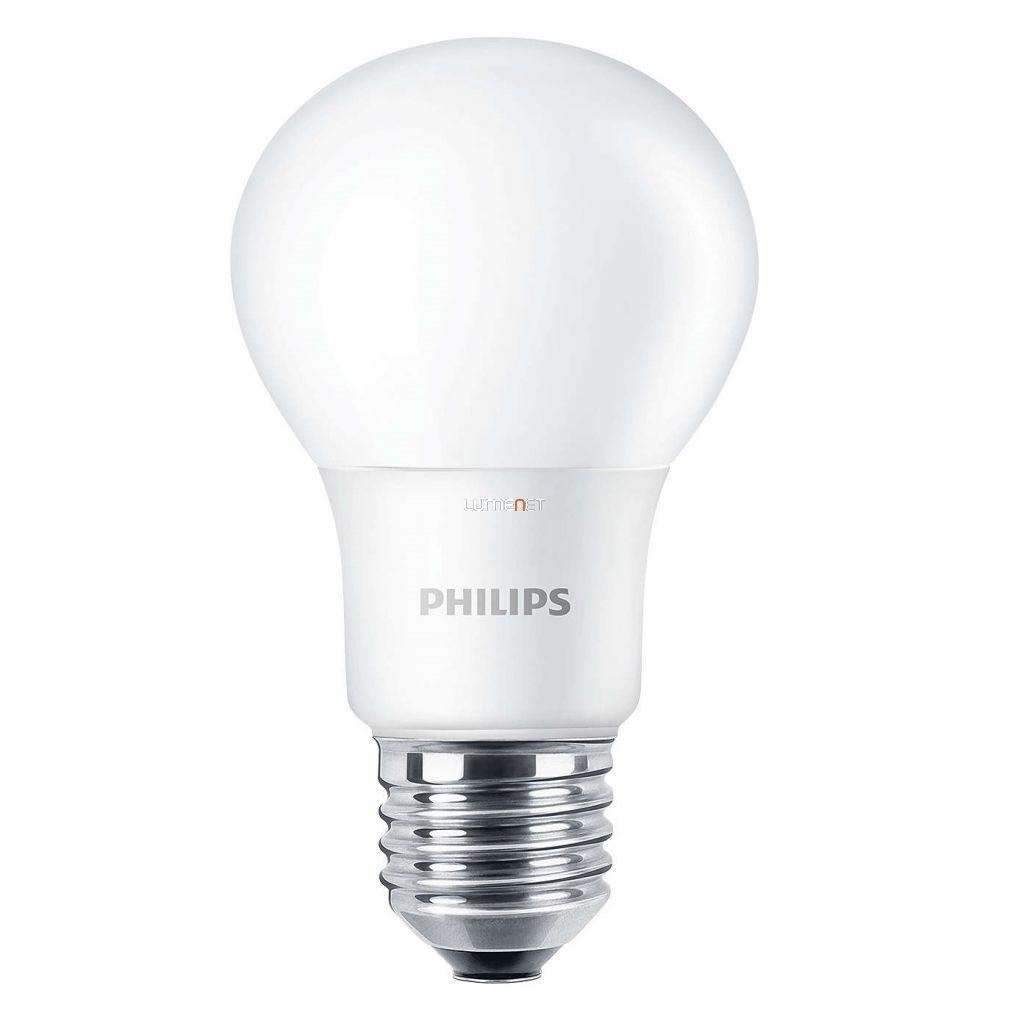 PHILIPS CorePro LEDbulb 8W 830 E27 WW 3000K LED - 2016/17
