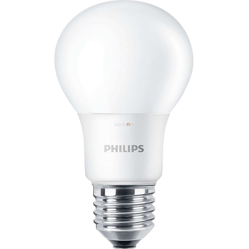 Philips CorePro LEDbulb 5,5W 830 E27 WW 3000K LED - 2016/17