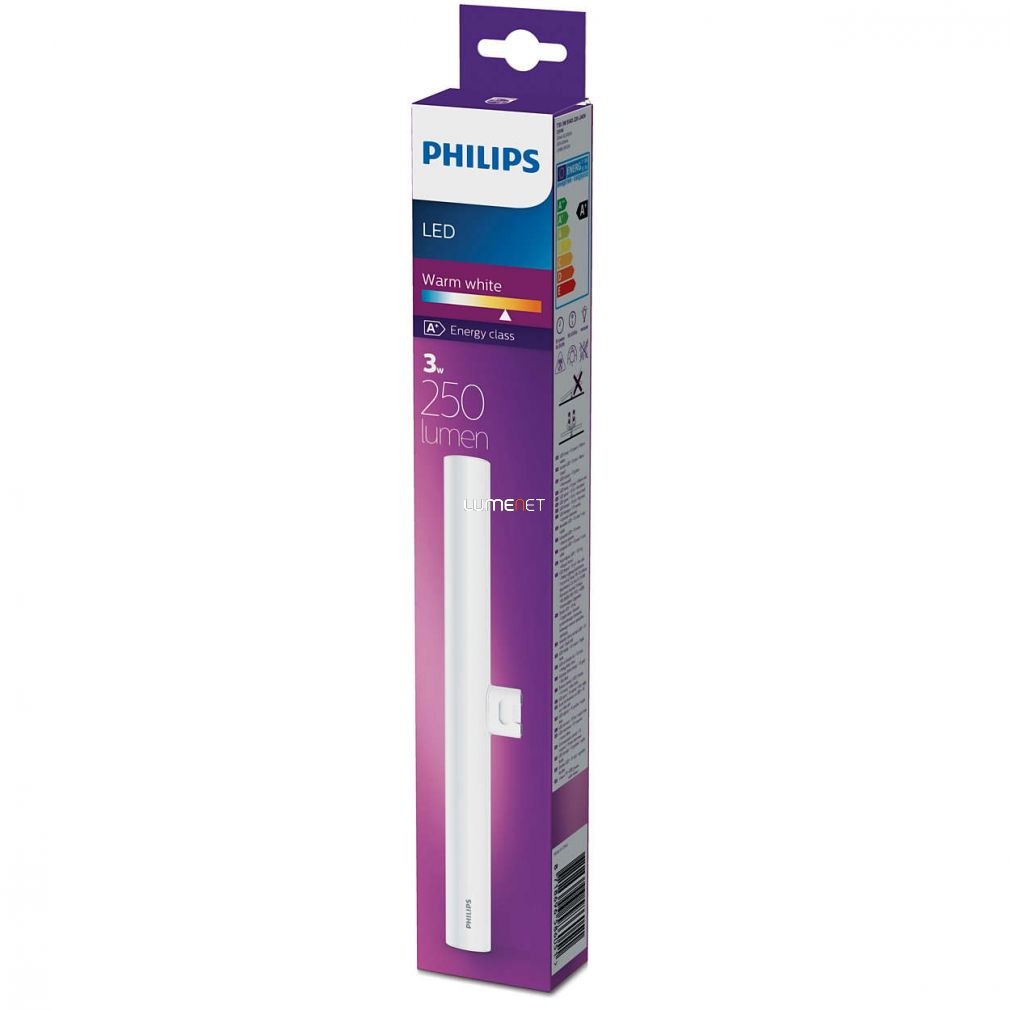 PHILIPS LED 3W S14d 827 2700K 300mm