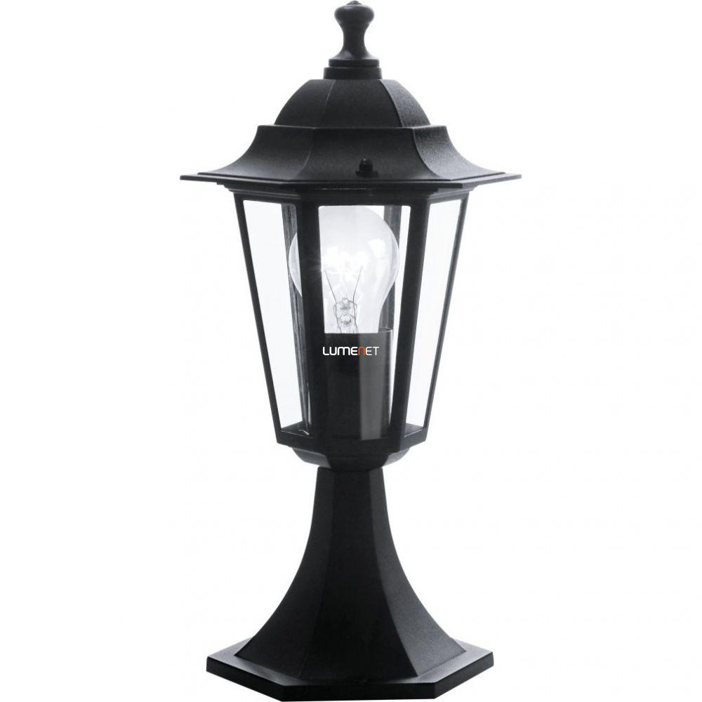 EGLO 22472 Kültéri állólámpa 1xE27 max.60W fekete Laterna4