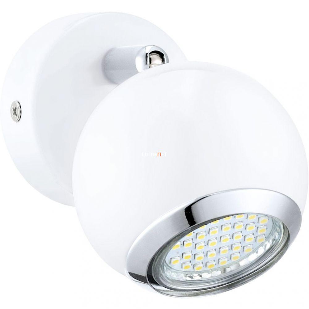 EGLO 31001 Szpot fali 1xGU10 3W LED fehér/kr acél d:7cm Bimeda