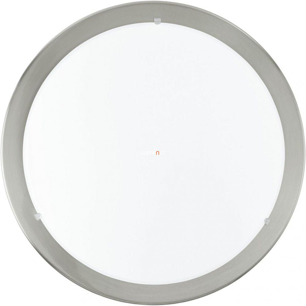 EGLO 31254 LED-es Mennyezeti lámpa 12W matt nikkel d:29cm LED PLANET