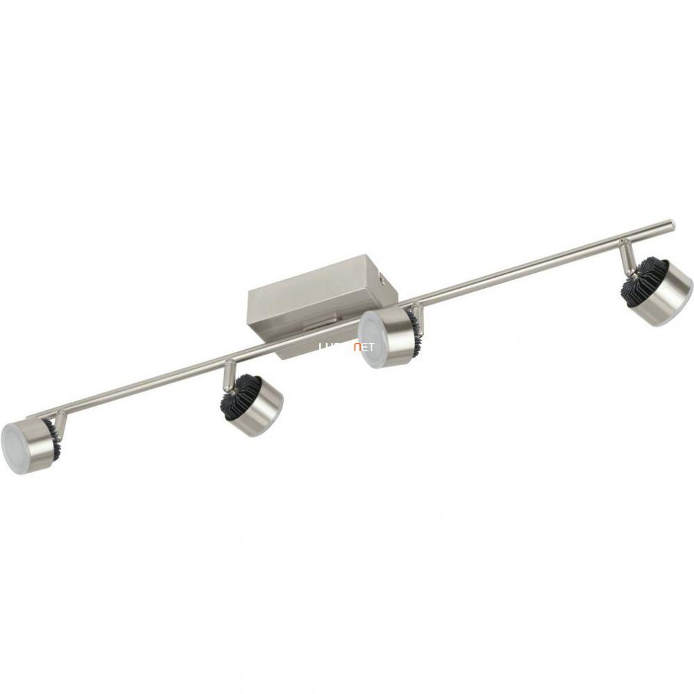 EGLO 31484 Armento fali/mennyezeti LED lámpa 4x6W matt nikkel/fekete