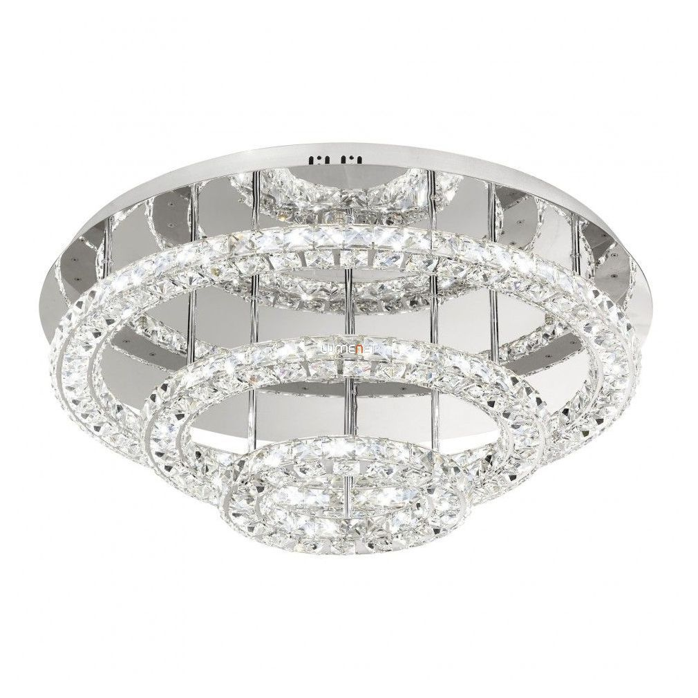 Eglo 39002 Toneria mennyezeti kristály LED lámpa 144x0,5W 75cm
