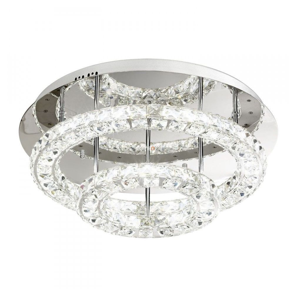 EGLO 39003 Kristály mennyezeti ez. LED 36W 55cm Toneria