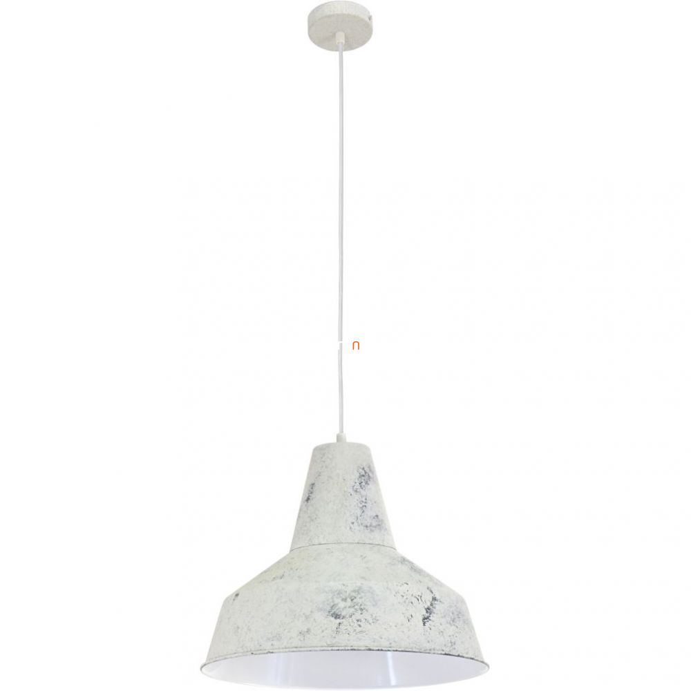 EGLO 49249 függeszték E27 60W fehér 35cm Somerton