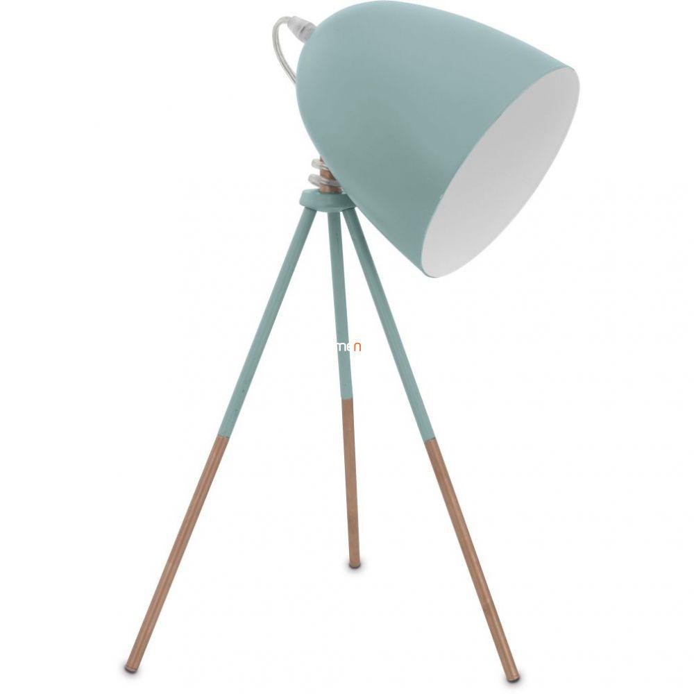 EGLO 49337 Asztali lámpa 1xE27 max. 60W menta 44cm Dundee