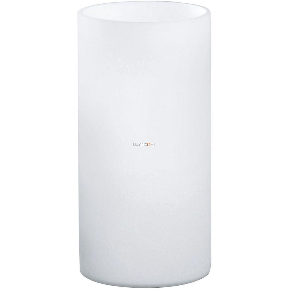 EGLO 81827 Asztali lámpa 1x60W E14 mag:20cm opál Geo