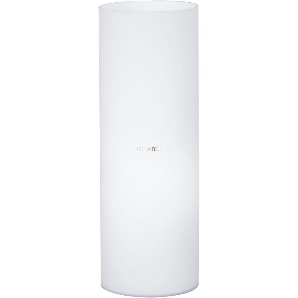 EGLO 81828 Asztali lámpa 1x60W E27 mag:35cm opál Geo