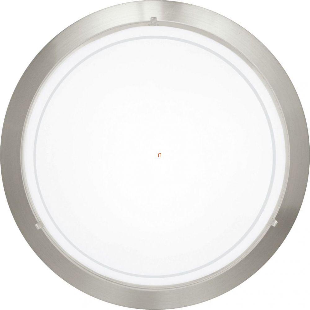 EGLO 83162 Mennyezeti lámpa 1xE27 max. 60W átm:29cm matt nikkel Planet 1