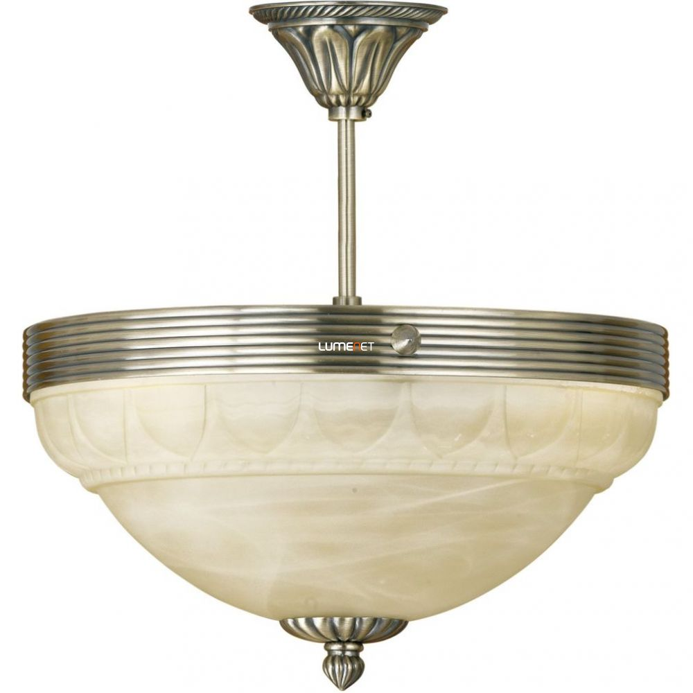 EGLO 85856 mennyezeti 3x60W E14 bronz/pezsgőü.Marbella