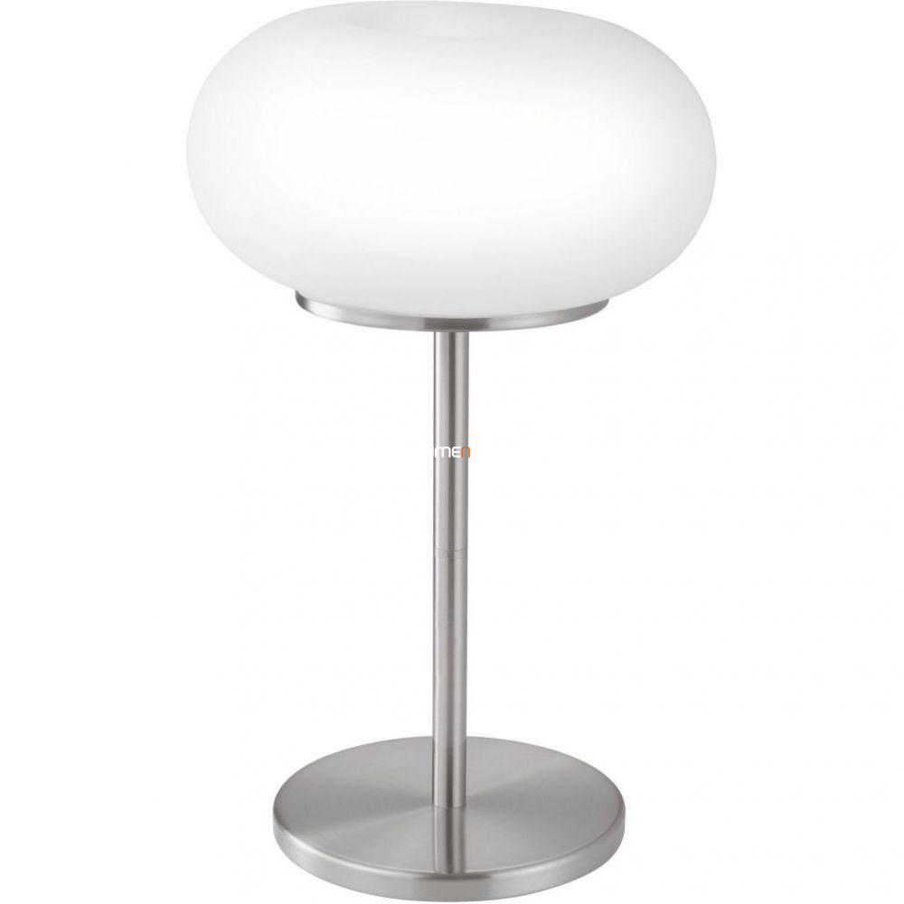 EGLO 86816 Asztali 2x60W E27 mag:46cm matt nikkel/opál Optica