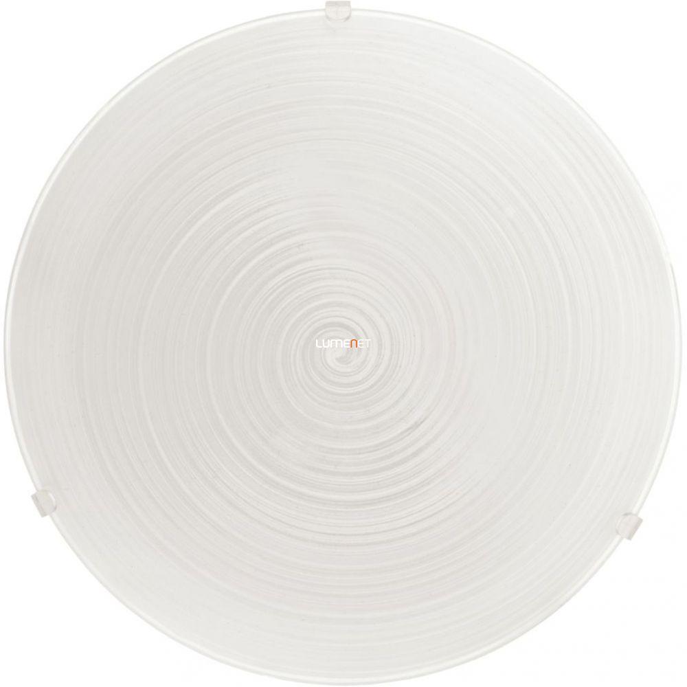 EGLO 90015 Fali/Mennyezeti lámpa 1xE27 max. 60W 31,5cm fehér Malva
