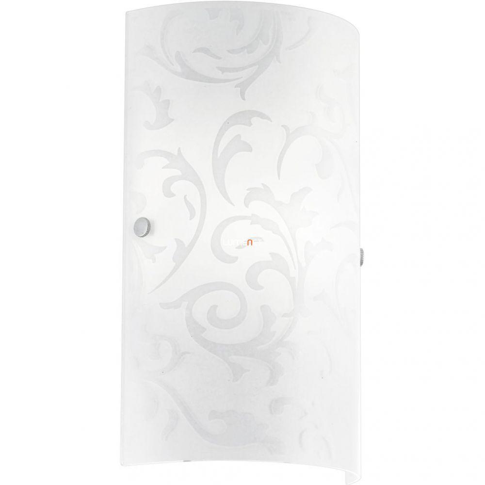 EGLO 90049 Fali lámpa 1xE14 max. 60W fehér Amadora 13982
