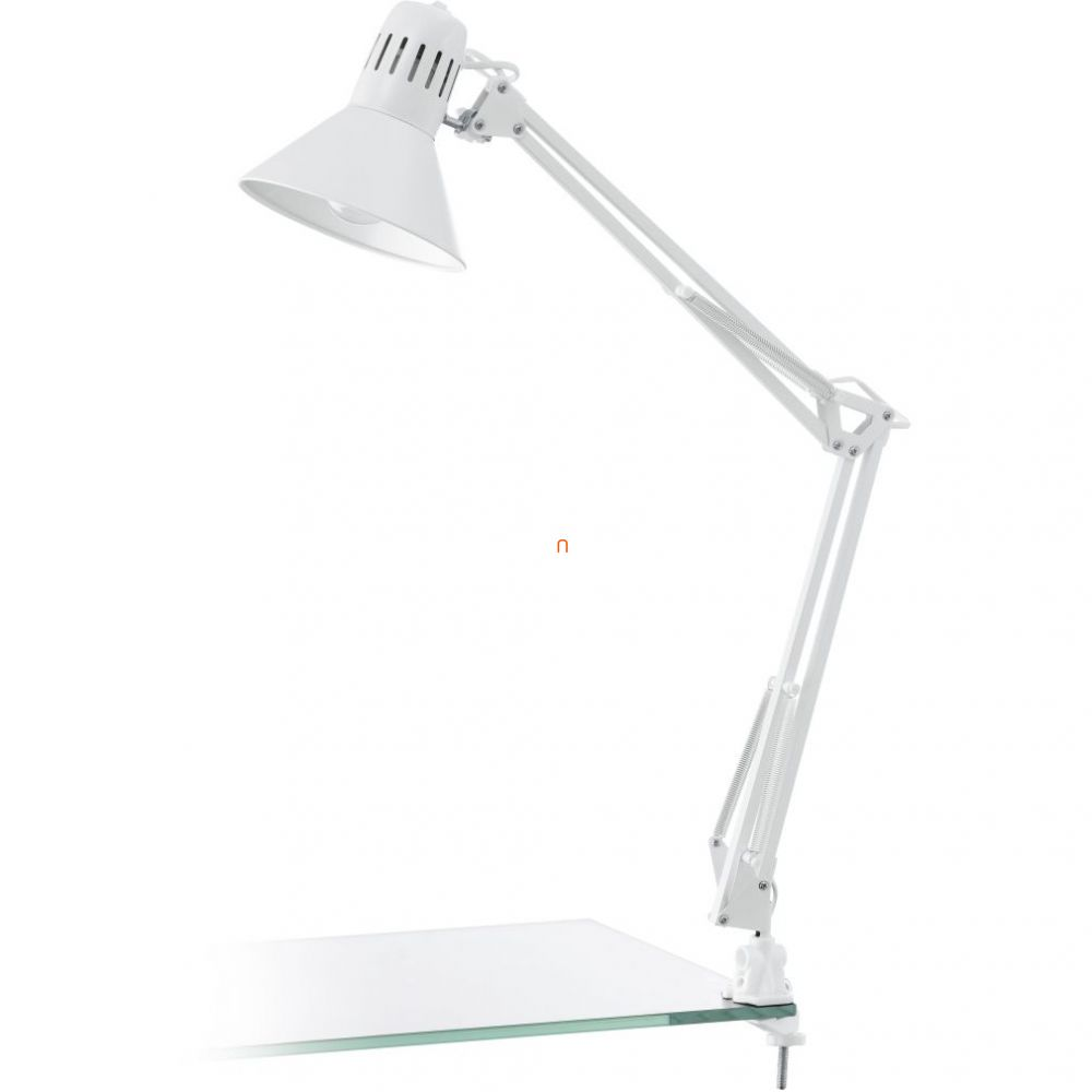 EGLO 90872 Satus asztali E27 1x40W fehér Firmo