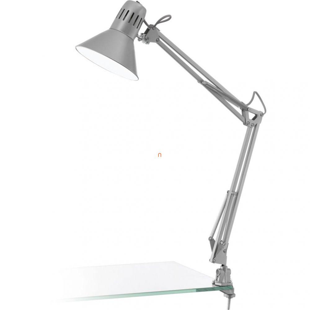 EGLO 90874 Satus Asztali lámpa 1xE27 max. 40W ezüst Firmo