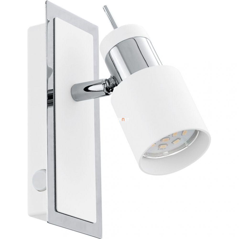 EGLO 92084 LED-es fali GU10 1x5W króm/fehér Davida