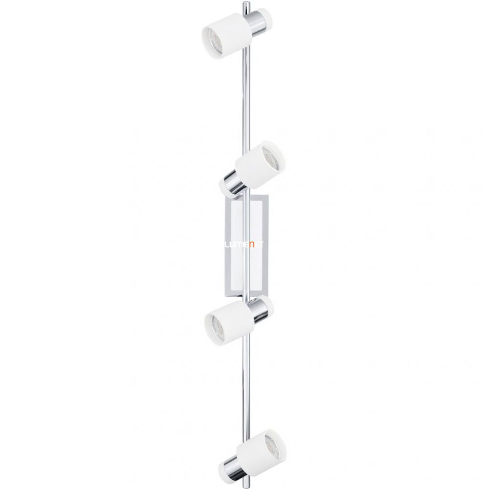 EGLO 92087 LED-es fali/mennyezeti GU10 4x5W króm/fehér Davida