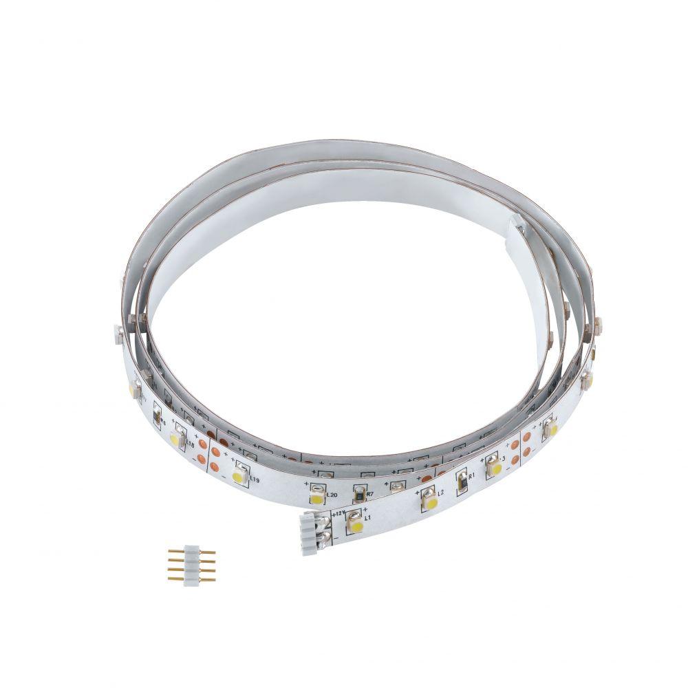 EGLO 92315 LED szalag műanyag bevonat nélkül 100cm, 60LED (4,8W) 6400K
