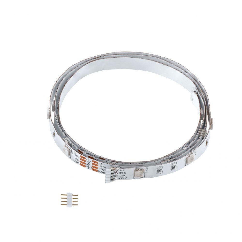 EGLO 92316 LED szalag műanyag bevonat nélkül 100cm, 30LED (7,2W) színváltós
