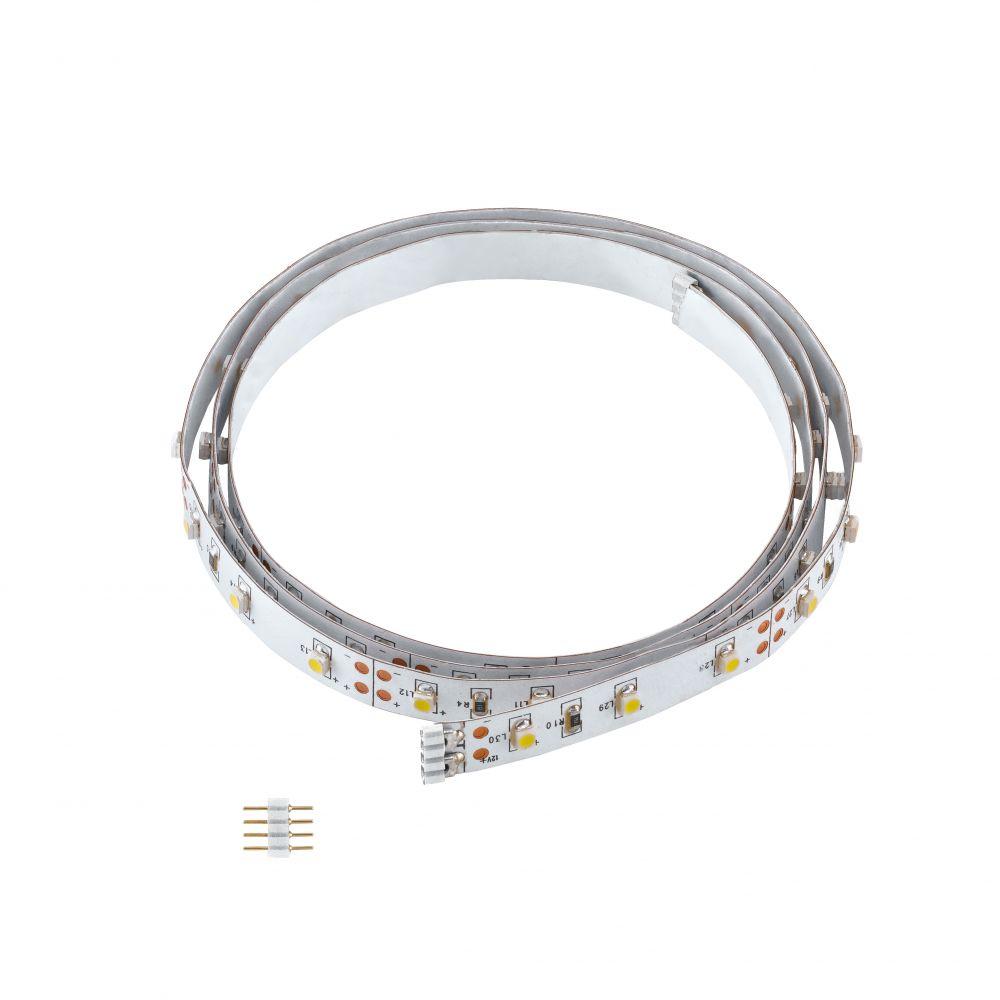 EGLO 92371 LED szalag műanyag bevonat nélkül 500cm, 300LED (24W) 3000K