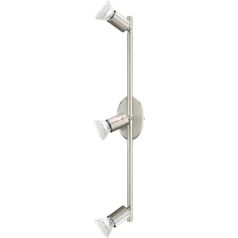 EGLO 92597 LED-es fali/mennyezeti GU10 3x2,5W Buzz LED