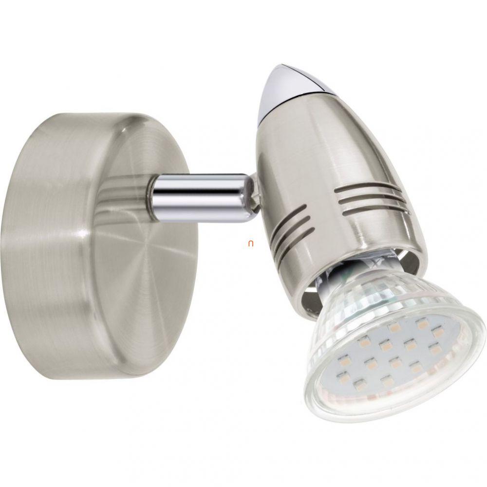 EGLO 92641 LED-es fali GU10 1x3W matt nikkel/króm Magnum-LED