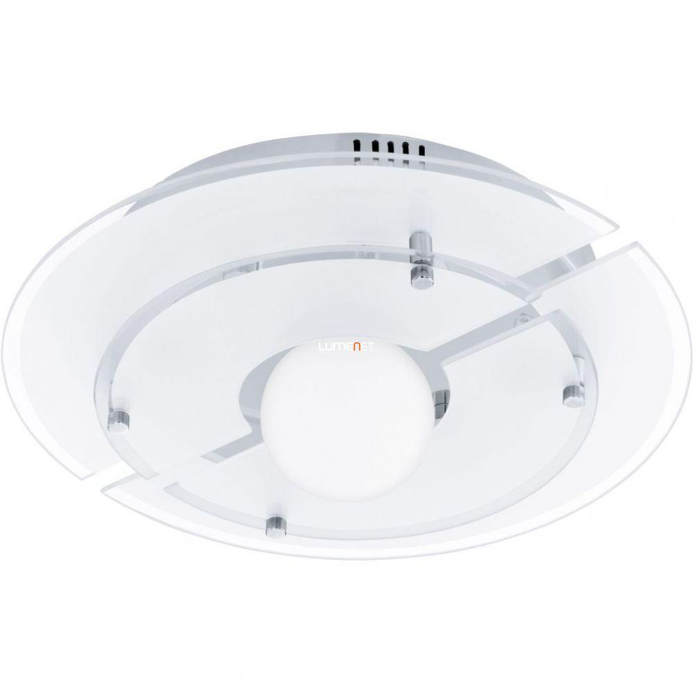 EGLO 92798 Fali 5xG9 max. 33W acél/króm opál üveg kerek d:38cm Vallerano