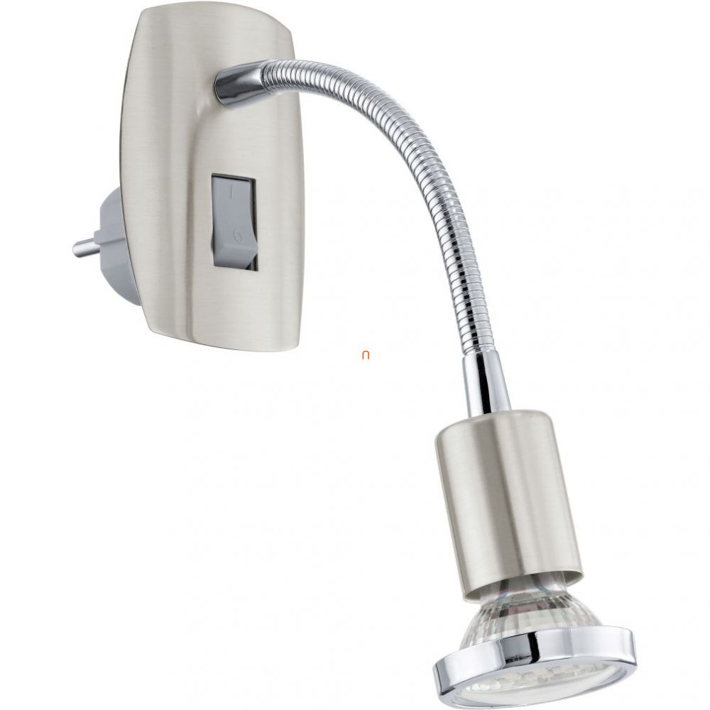 EGLO 92933 LED dugszpot GU10 2,5W króm 18cm flex Mini 4