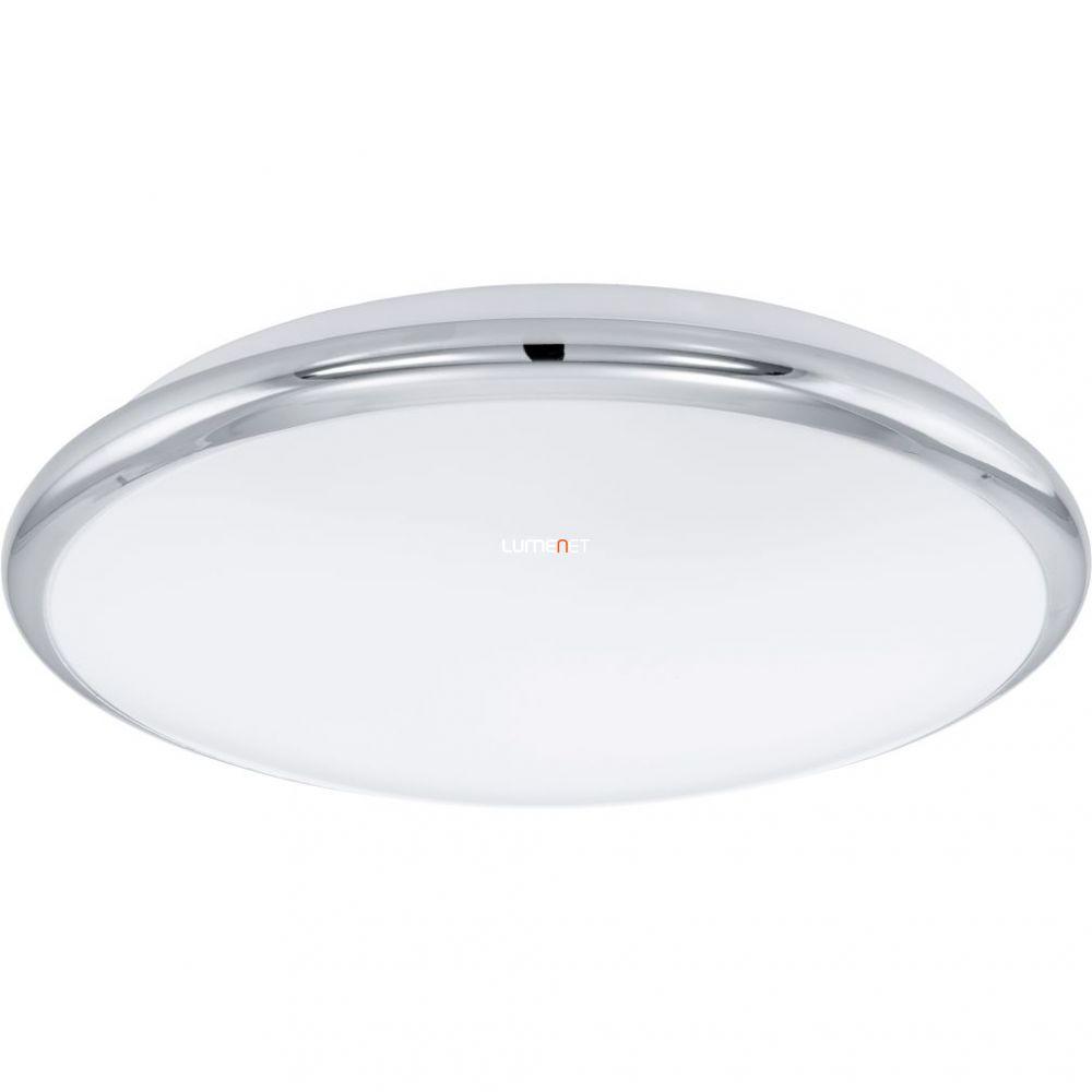 EGLO 93496 LED-es Mennyezeti lámpa 12W 30cm króm/fehér Manilva