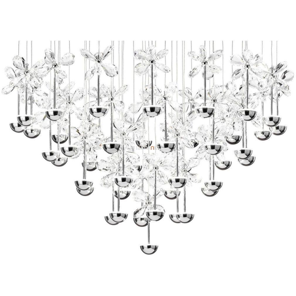EGLO 93661 Kristály LED-es Függeszték 43x2,5W Pianopoli
