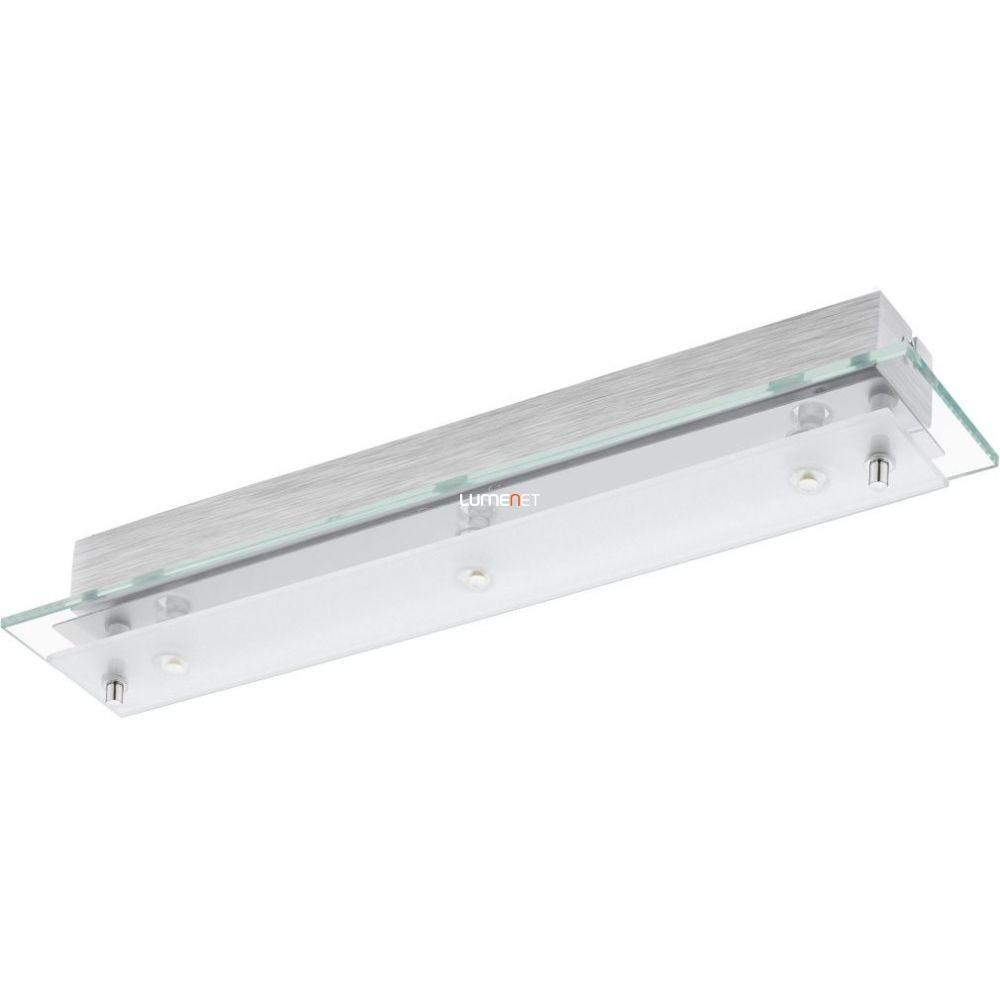 EGLO 93886 LED-es fali/Mennyezeti lámpa 3x5,4W króm/szatin üveg 45cm Fres 2