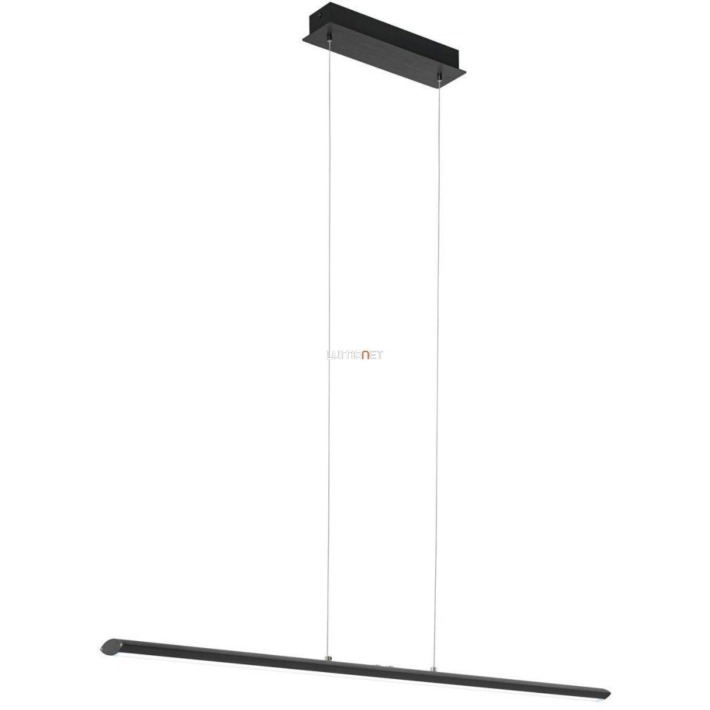 EGLO 93896 LED függeszték 30W fekete 110cm Pellaro