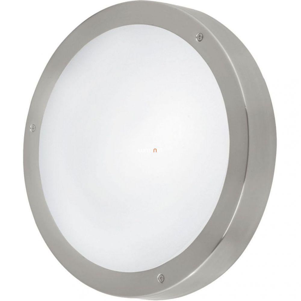 EGLO 94121 LED-es kültéri fali/Mennyezeti lámpa 3x2,5W LED IP44 nemesacél/fehér Vento1
