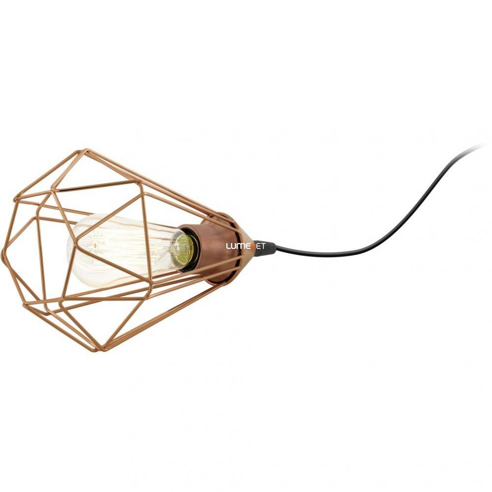 EGLO 94197 Asztali lámpa 1xE27 max. 60W réz Tarbes