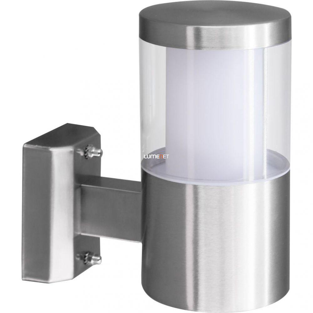 EGLO 94277 LED-es kültéri fali 1x3,7W IP44 nemes acél/fehér Basalgo1