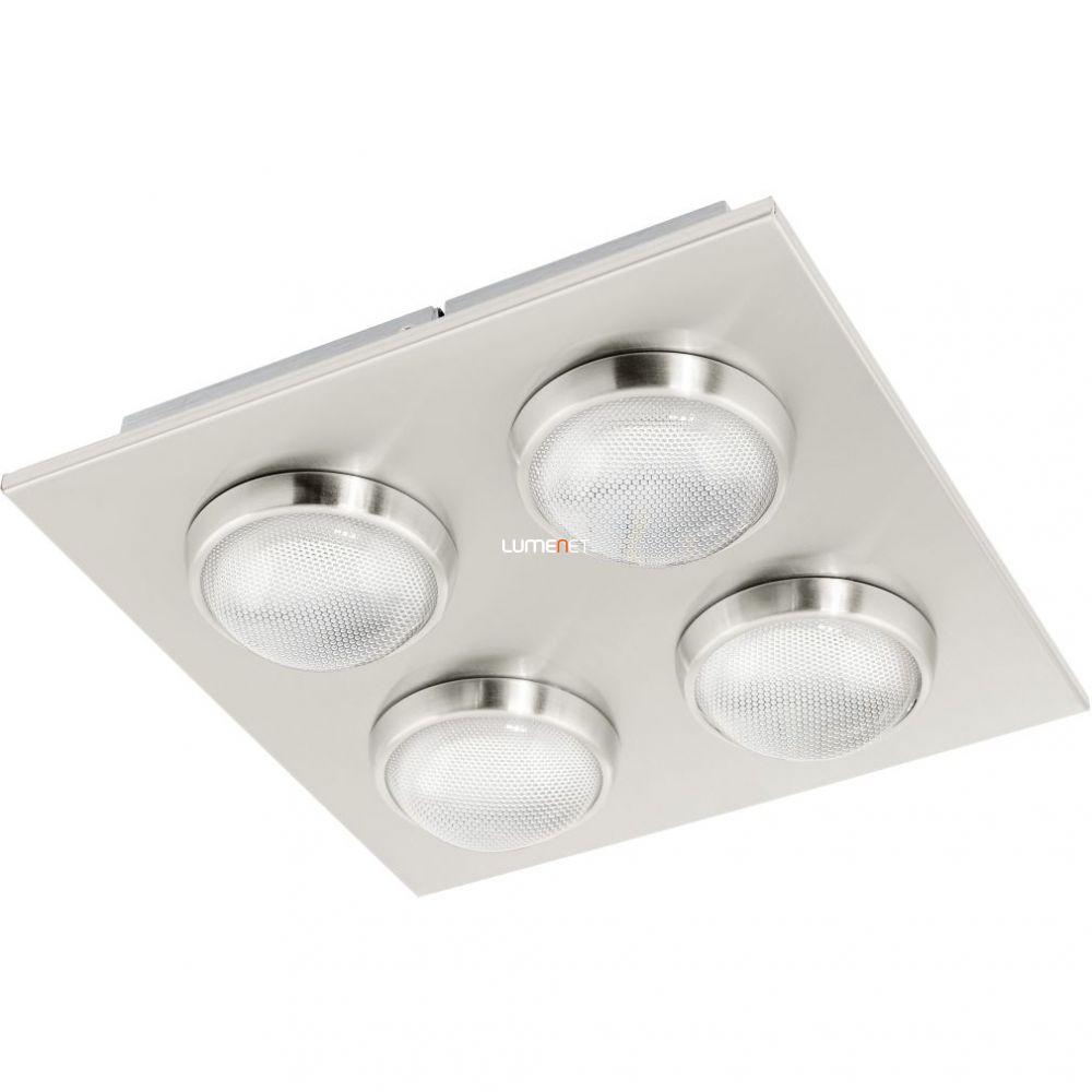 Eglo 94298 mennyezeti LED 4x4,5W matt nikkel Lombes