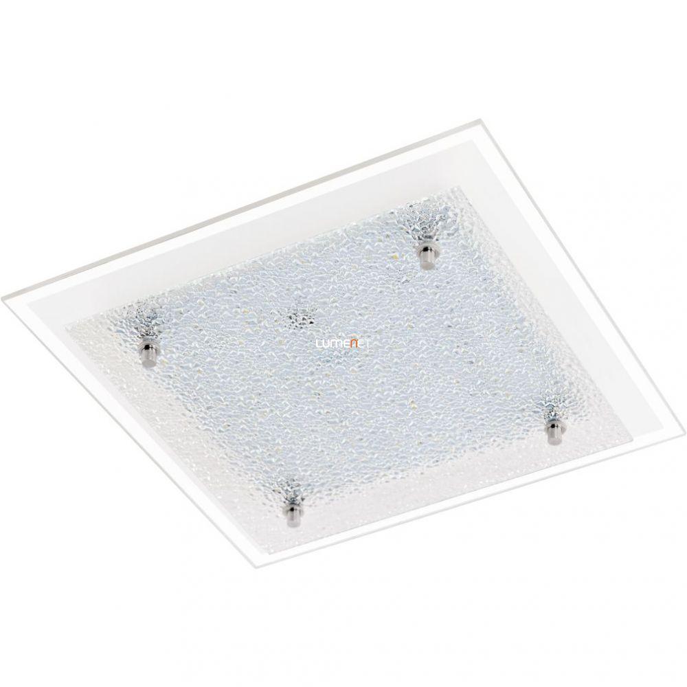 EGLO 94446 Led-es mennyezeti 9,7W fehér/króm Priola
