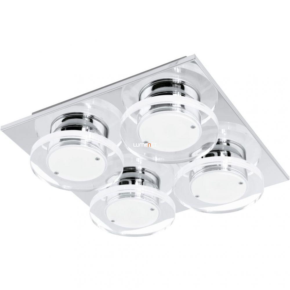 Eglo 94486 mennyezeti LED 4x4,5W króm/átl. Cisterno
