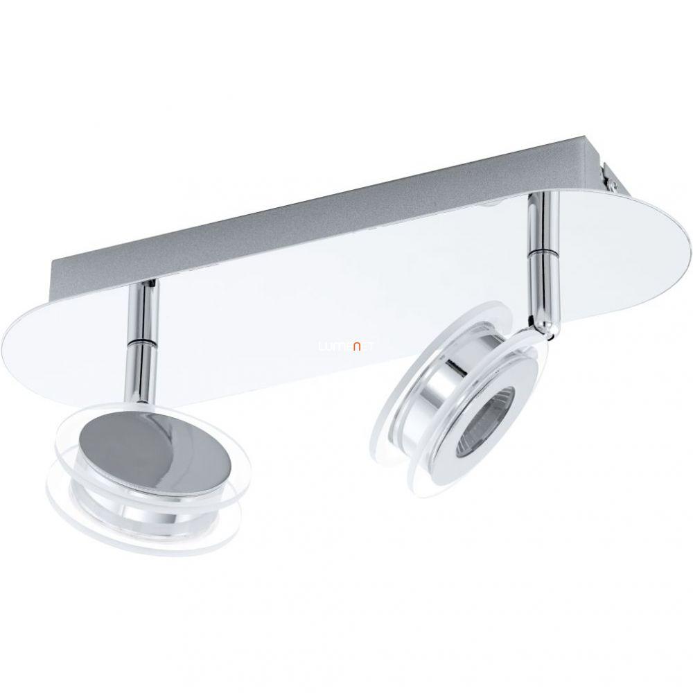 EGLO 94489 LED szpot 2x3,3W króm/műanyag 30cm Sarolo