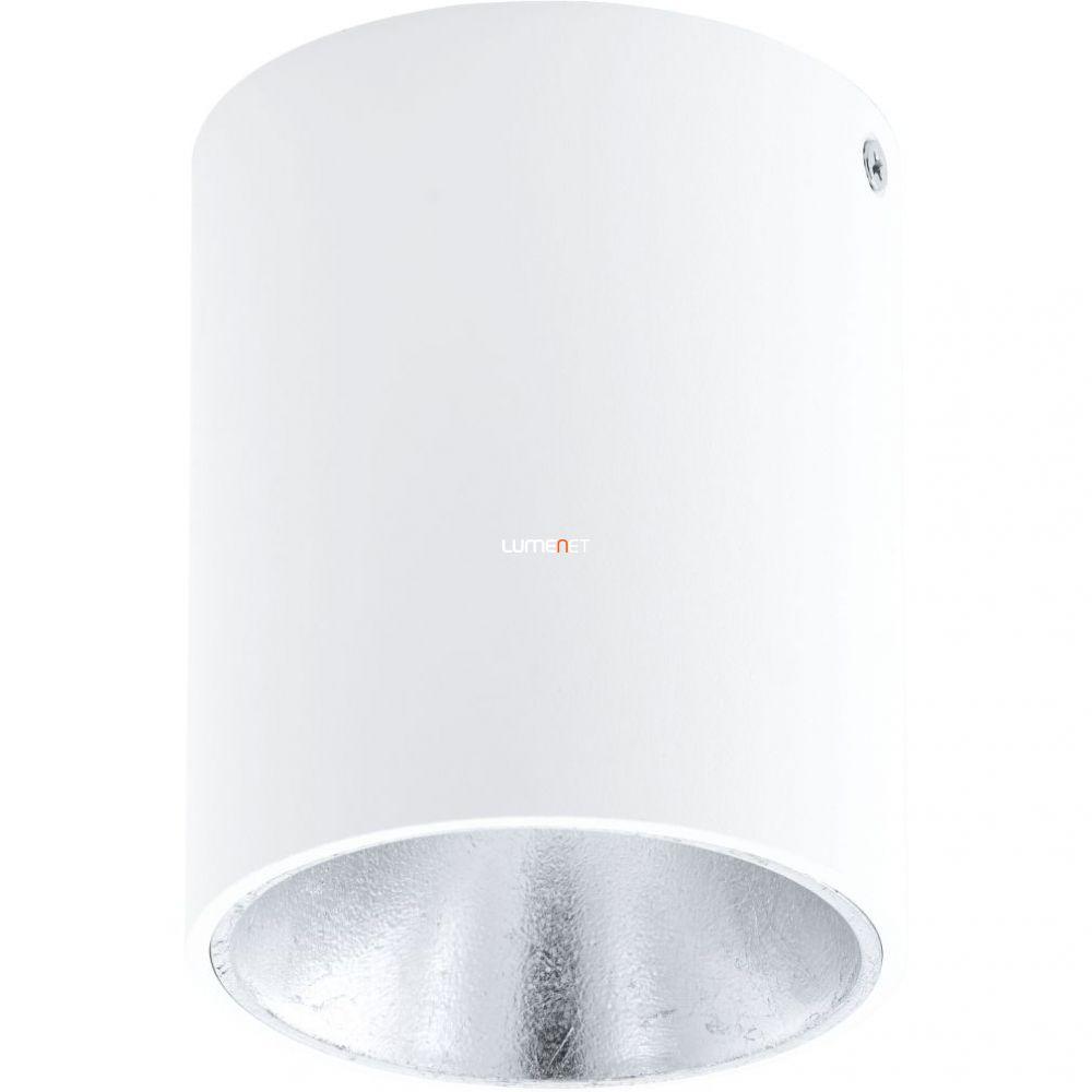 EGLO 94504 Led mennyezeti 1x3,3W fehér/ezüst kerek Polasso