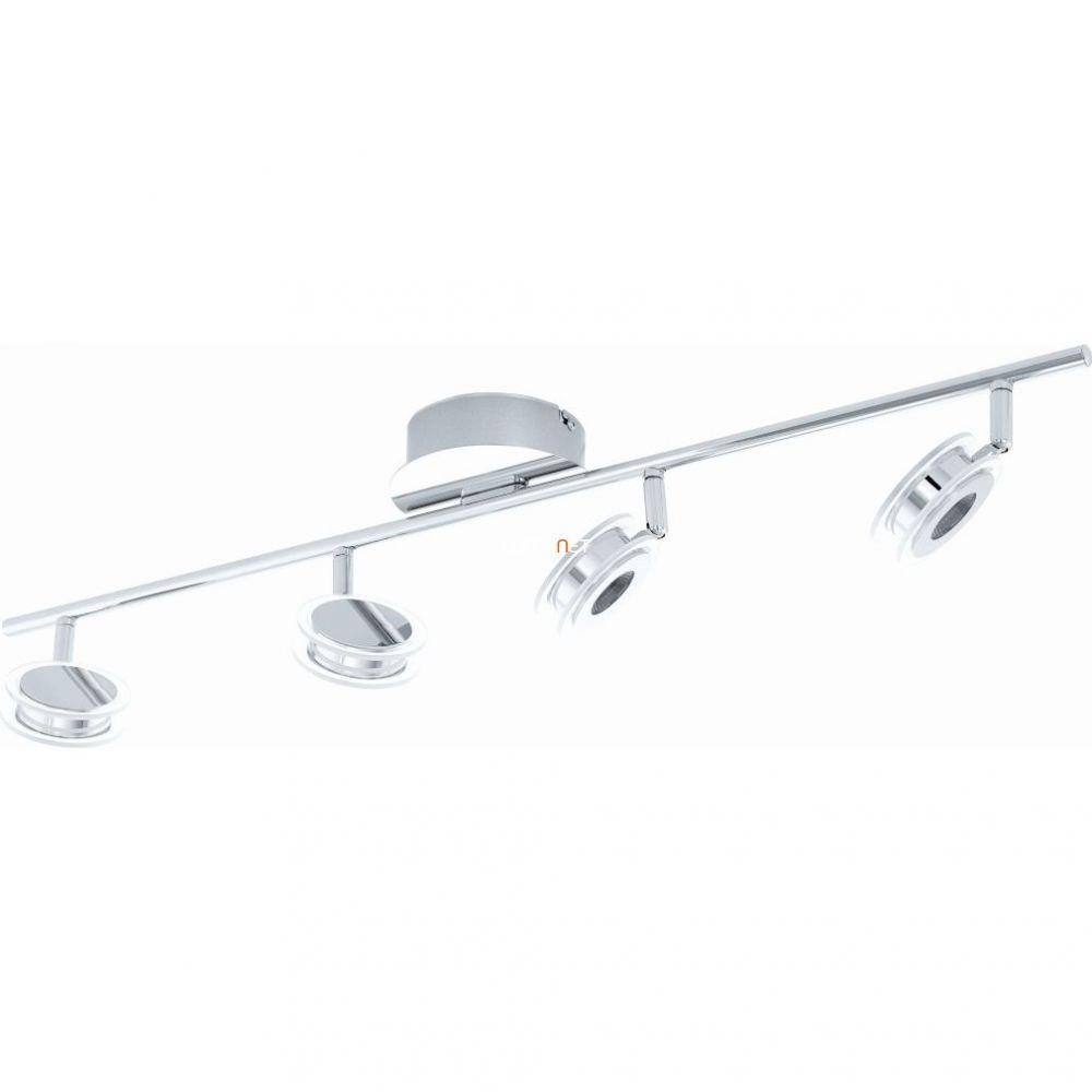 EGLO 94539 LED szpot 4x3,3W króm/műanyag 78,5cm Sarolo