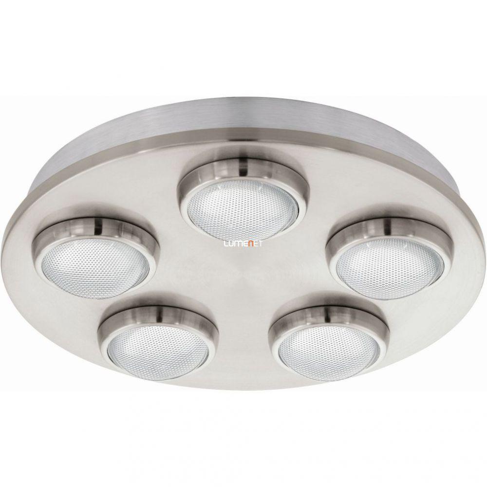 Eglo 94546 Lombes mennyezeti LED 5x4,2W matt nikkel
