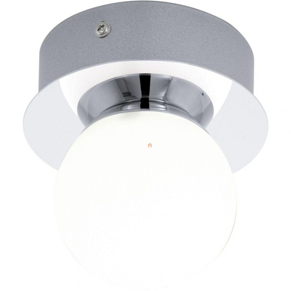 EGLO 94626 LED F/M 1x3,3W d:11cm króm/opál gömb Mosiano