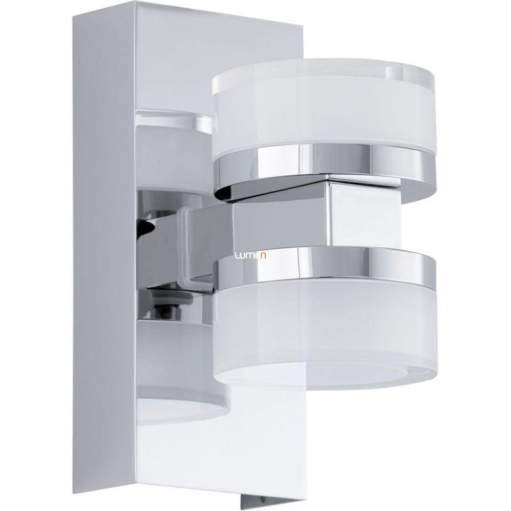 EGLO 94651 Led-es Fali lámpa 2x4,5W 960lm króm Romendo