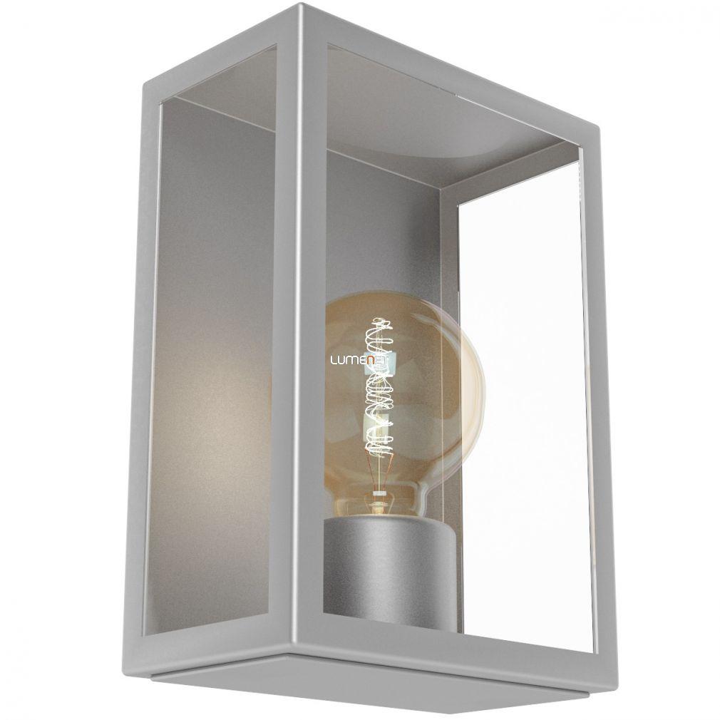 EGLO 94827 kültéri fali 1xE27 max 60W nemesacél/üveg Alamonte