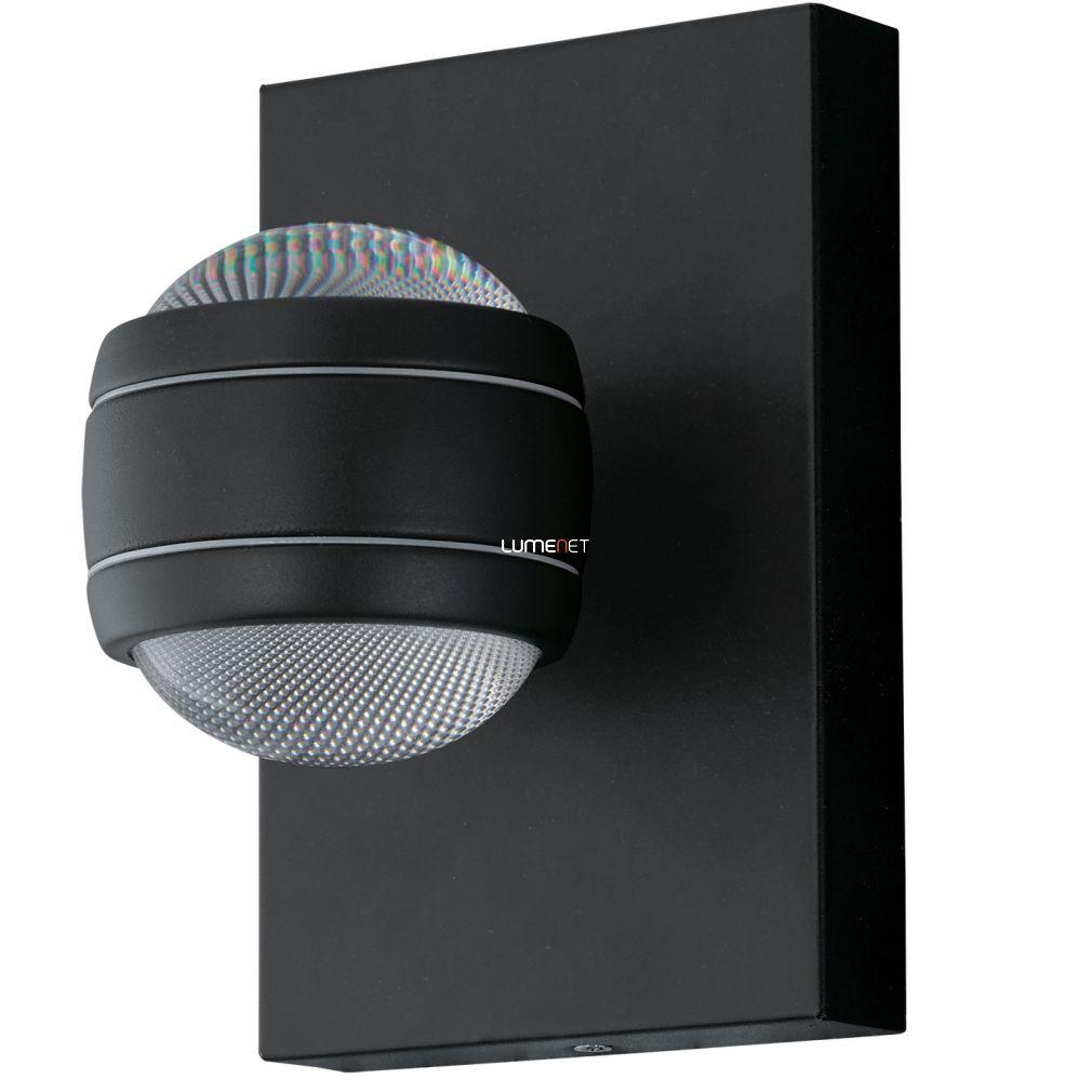 EGLO 94848 kültéri LED-es fali 2x3,7W fekete Sesimba