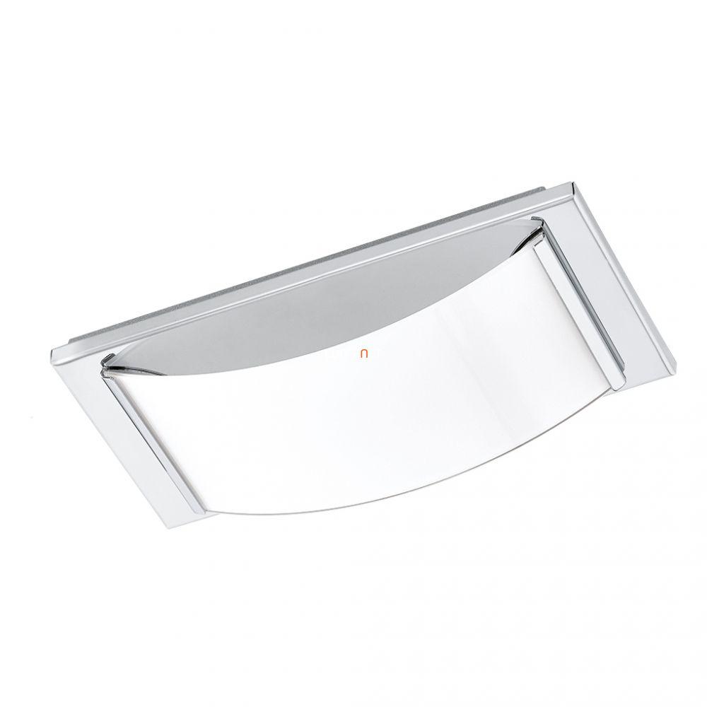 EGLO 94881 LED-es fali/mennyezeti lámpa 1x5,4W króm/fehér IP44 Wasao