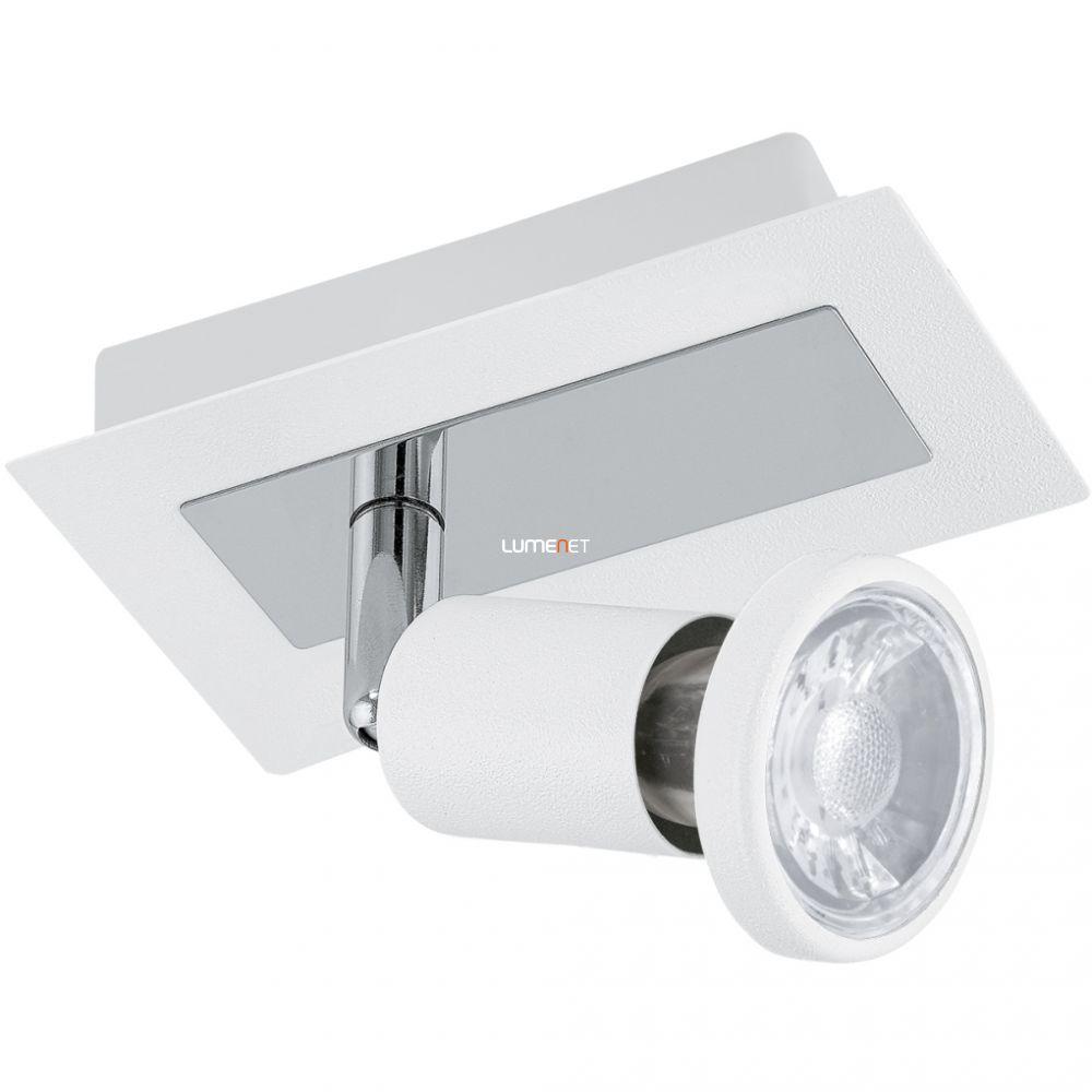 EGLO 94958 LED-es fali lámpa GU10 1x5W fehér/króm Sarria