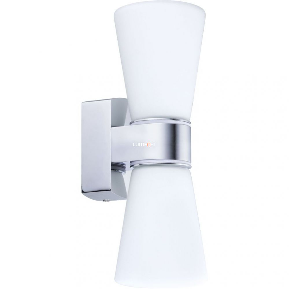 EGLO 94989 LED Fali lámpa G9 2x2,5W 600lm króm/fehér Cailin